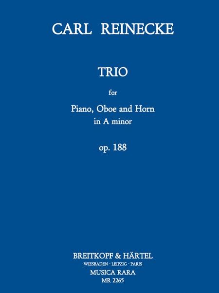 Trio a-moll op. 188