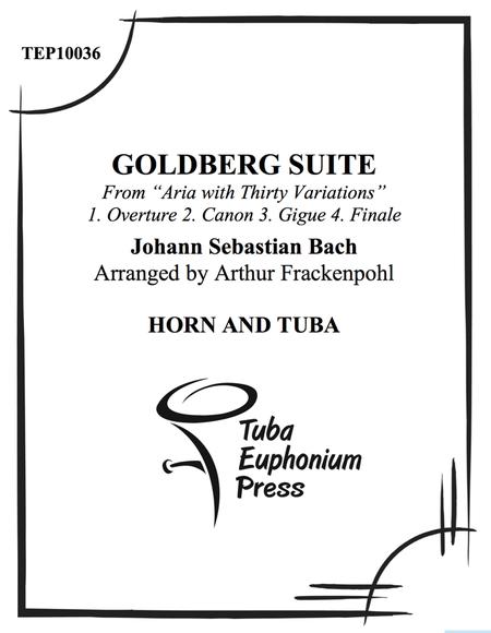 Goldberg Suite