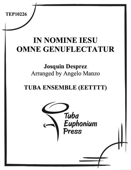 In Nomine Lesu Omne Gen
