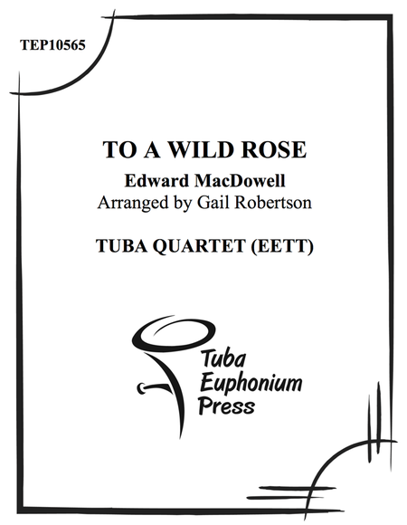 To a Wild Rose