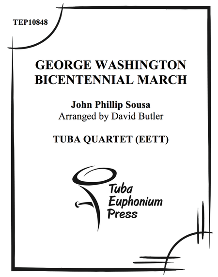 George Washington Bicentennial March