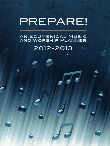 Prepare! 2012-2013
