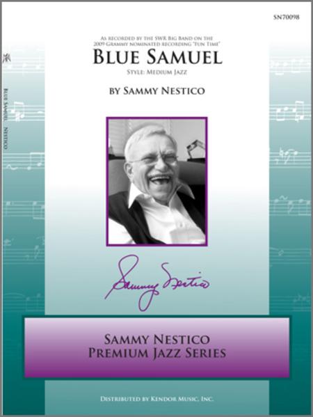 Blue Samuel