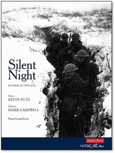 Silent Night (piano/vocal score)