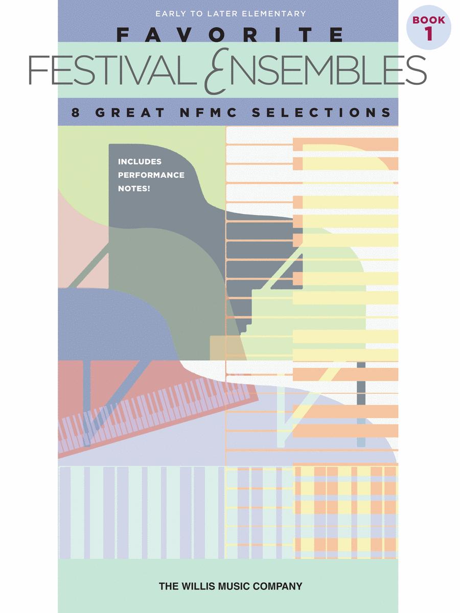 Favorite Festival Ensembles - 8 Great NFMC Selections