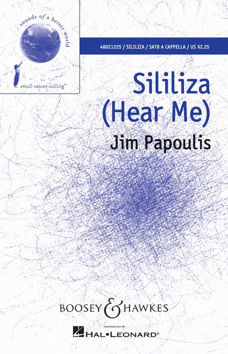 Sililiza (Hear Me)