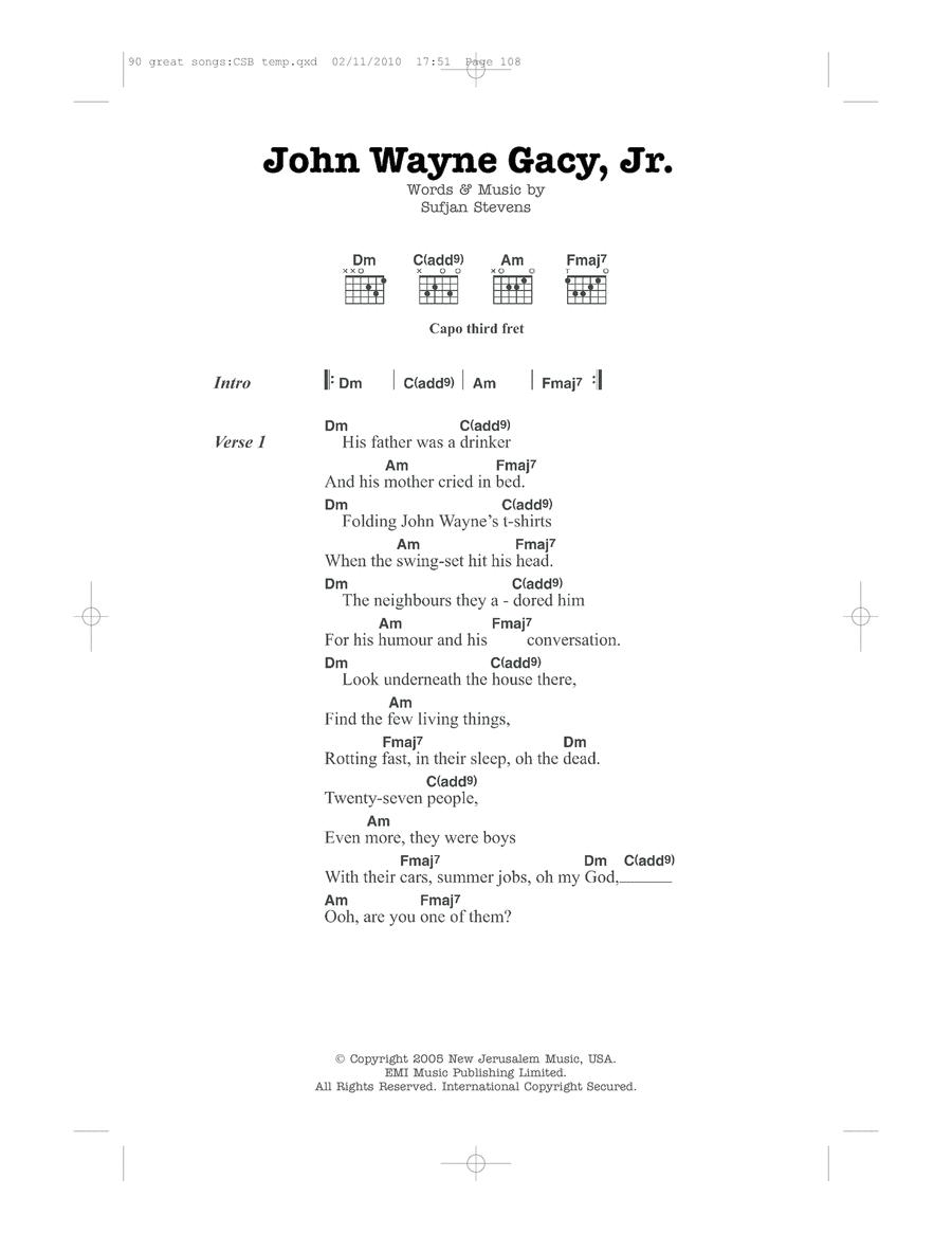 John Wayne Gacy, Jr.