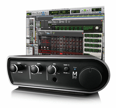 Pro Tools Express Mbox Mini