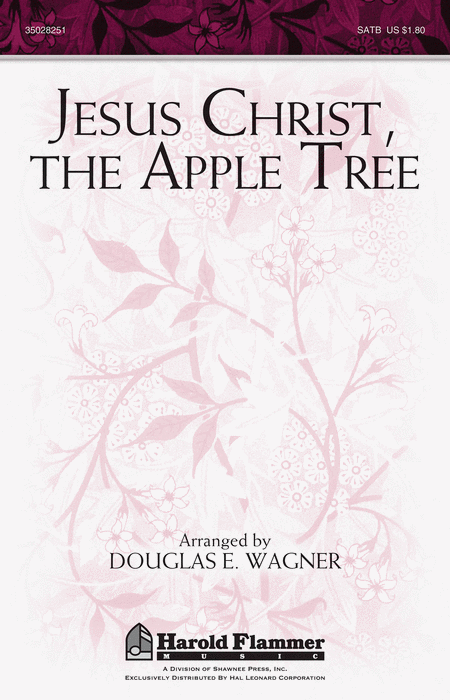 Jesus Christ, the Apple Tree