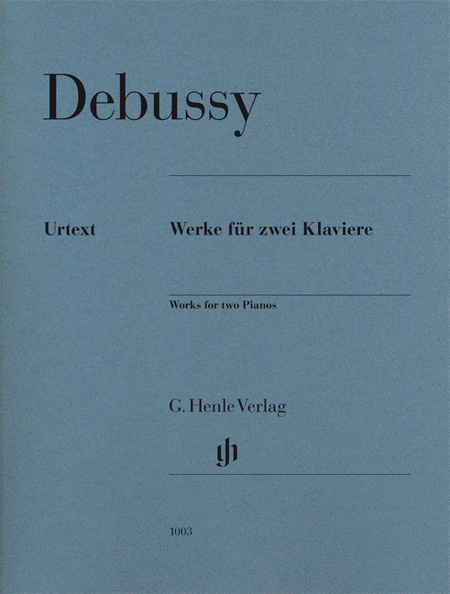 Claude Debussy - Works for Two Pianos