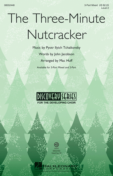 The Three-Minute Nutcracker