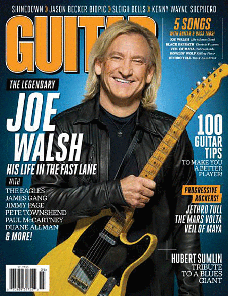 Guitar World Magazine - May 2012