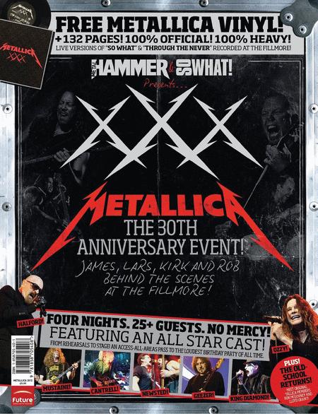 Metal Hammer Presents: Metallica