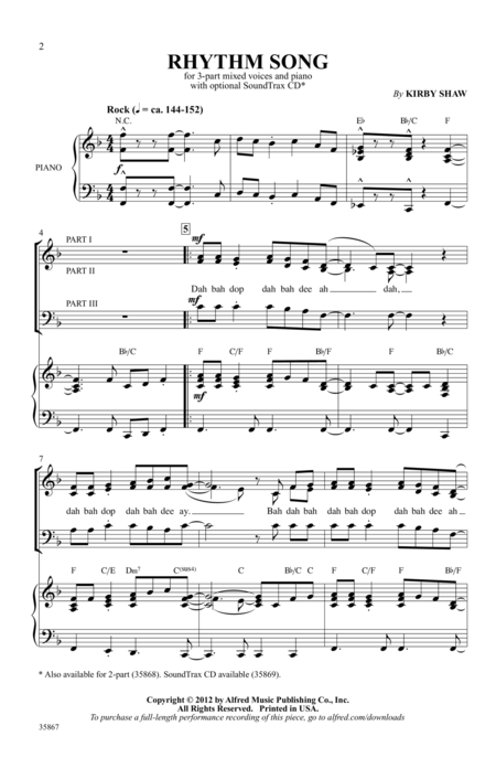 Rhythm Song