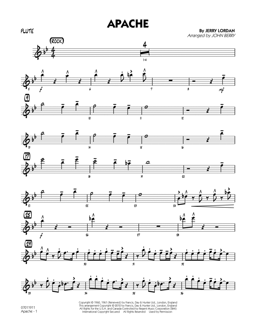 Apache - Flute