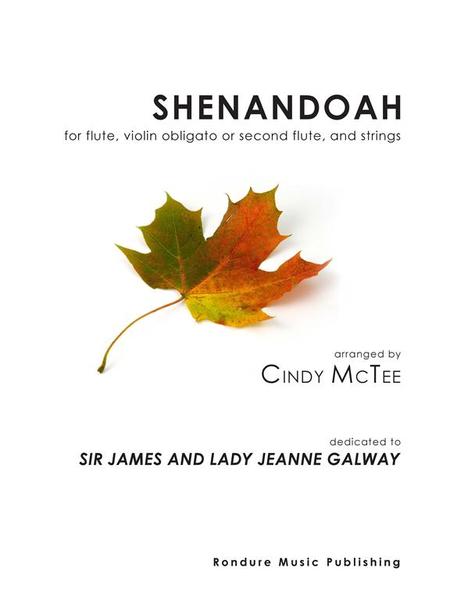 Shenandoah - Flute and String Orchestra version