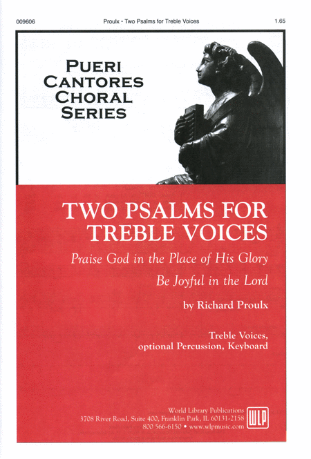 Two Psalms for Treble Voices