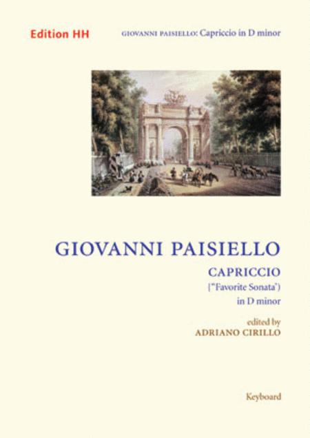 Capriccio ('Favorite Sonata')