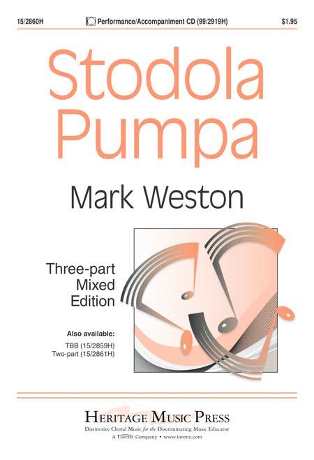 Stodola Pumpa