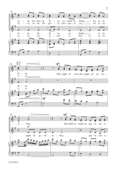 El Rorro (Mexican Lullaby Carol)