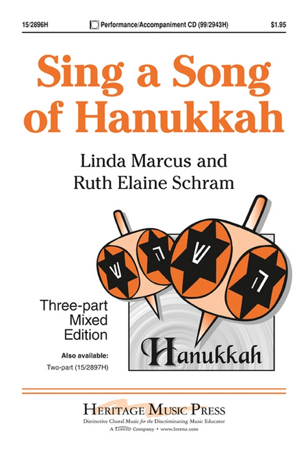 Sing a Song of Hanukkah