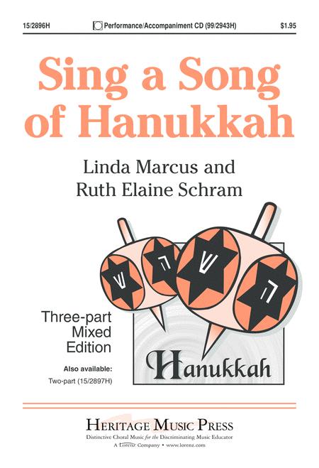 Sing a Song of Hanukkah