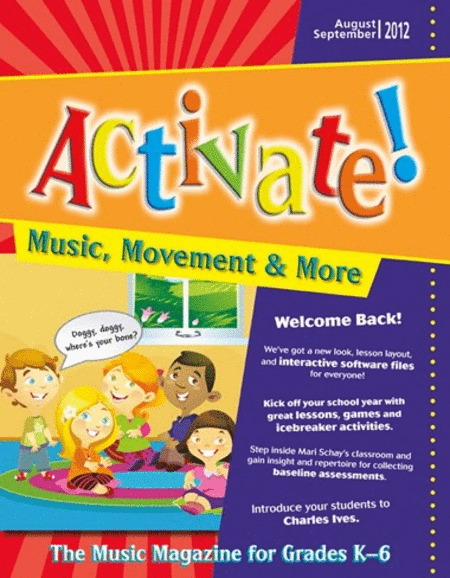Activate! Aug/Sept 12