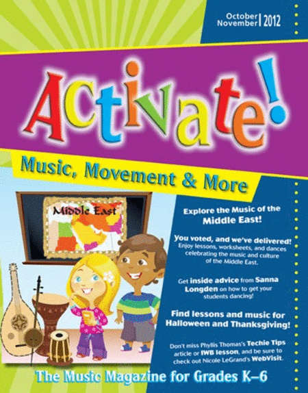 Activate! Oct/Nov 12