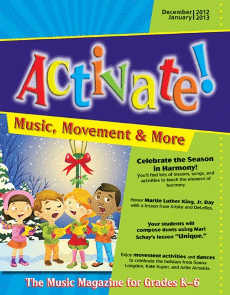 Activate! Dec 12/Jan 13