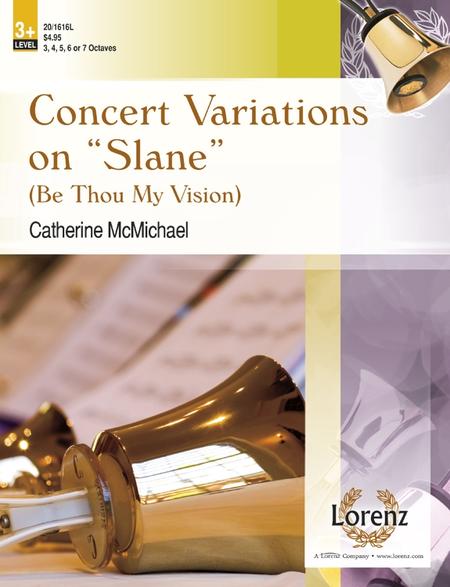 Concert Variations on Slane