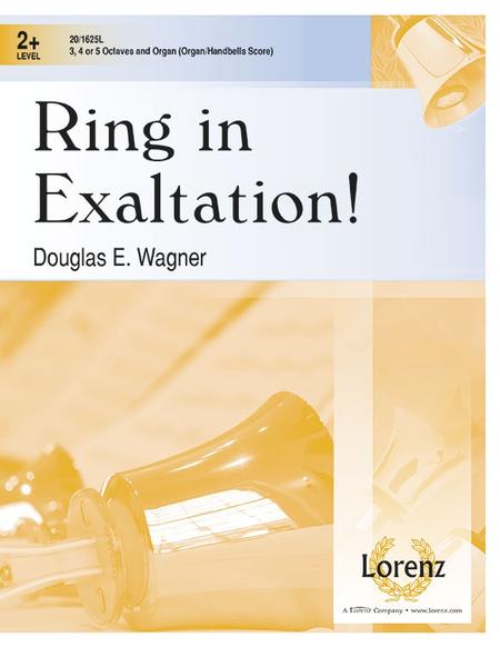 Ring in Exaltation! - Organ/Handbell Score