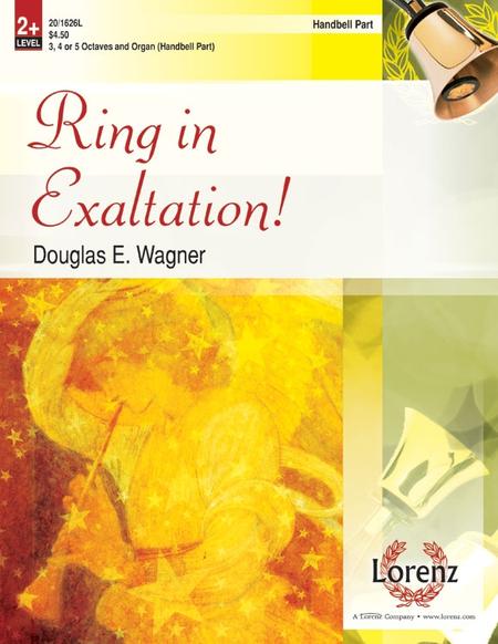Ring in Exaltation! - Handbell Part