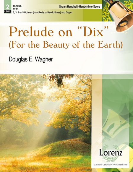 Prelude on Dix - Organ/Handbell Score