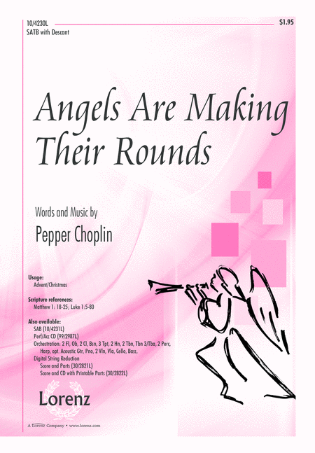 Angels Are Making Their Rounds