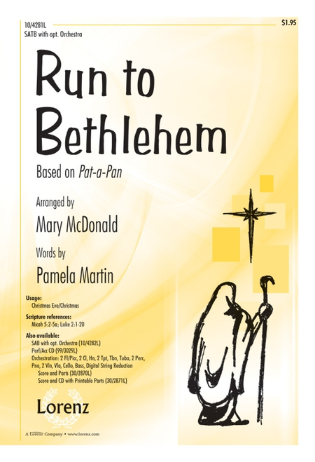 Run to Bethlehem