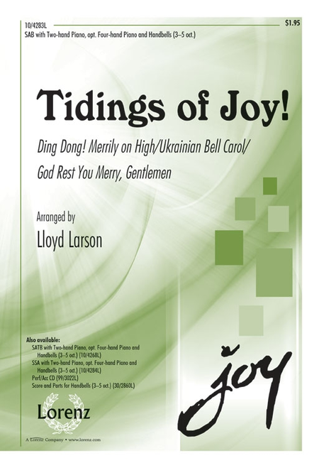 Tidings of Joy!