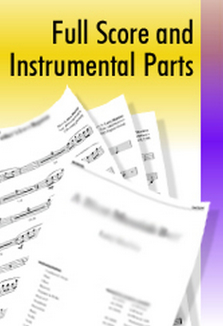 A Servant's Heart - Instrumental Ens Score and Parts
