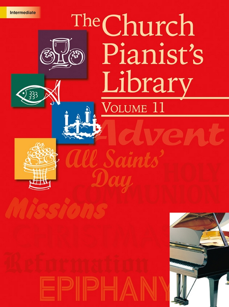 The Church Pianist's Library, Vol. 11