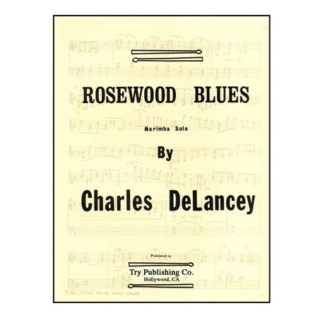 Rosewood Blues For Marimba