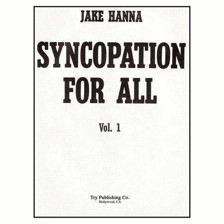 Syncopation For All
