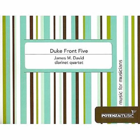 Duke Front Five