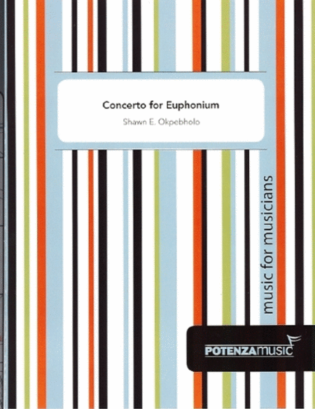 Concerto for Euphonium and Piano