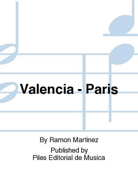 Valencia - Paris