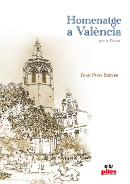 Homenatge a Valencia (Pno)