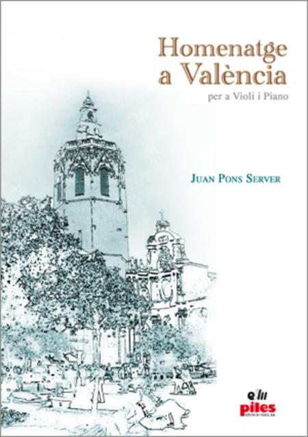 Homenatge a Valencia (Vl-Pno)