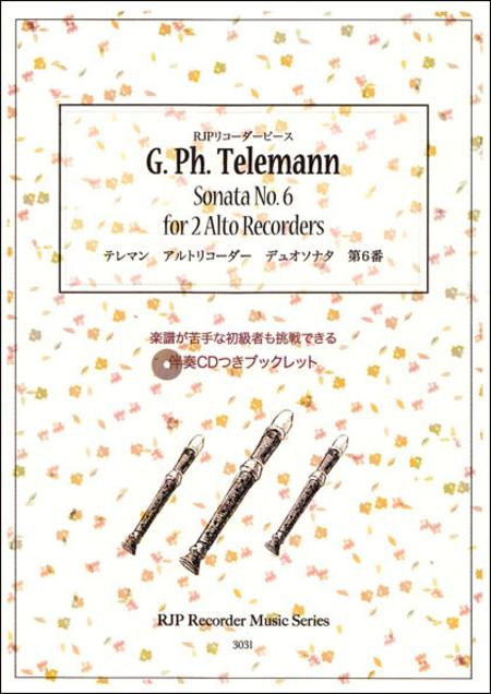 Duo Sonata No. 6 G Major