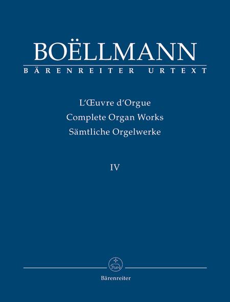 Fur Orgel bearbeitete Werke