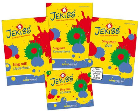 JEKISS. Lehrerpaket