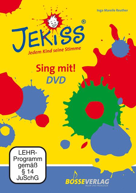 JEKISS. Sing mit! DVD