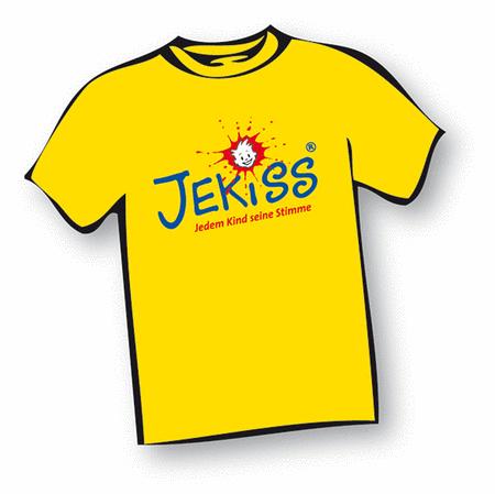 JEKISS. T-Shirt, klein